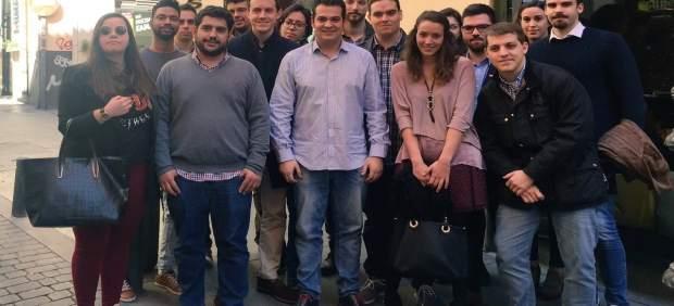 Nino Torre presenta la plataforma de apoyo a Susana Díaz para las primarias