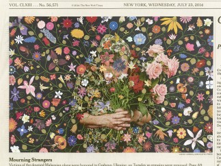 Fred Tomaselli - Wednesday, July 23, 2014, 2016