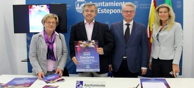 El Auditorio Felipe VI De Estepopna Acoge El Certamen Musiziert