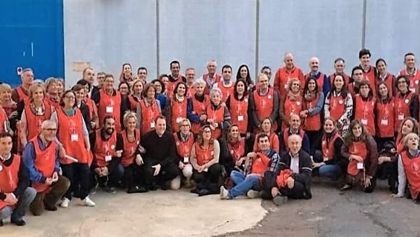 Voluntarios de los Mártires de Almería