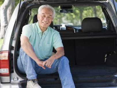Anciano japones