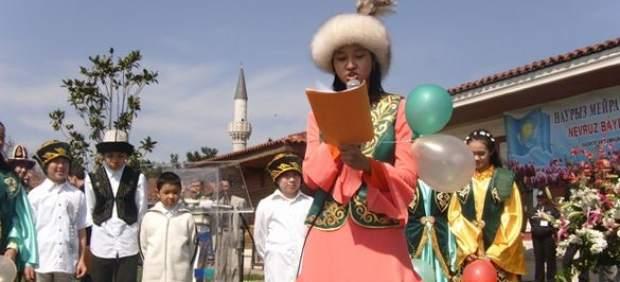 Celebración del Noruz: año nuevo persa