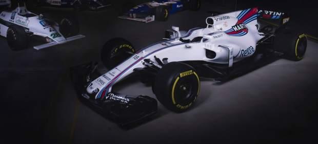 El nuevo Williams