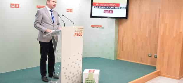 Francisco Conejo PSOE-A secretario Política Institucional socialista andalucía