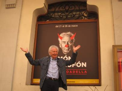 Albert Boadella. El sermó del bufó. Teatre Talia de València.