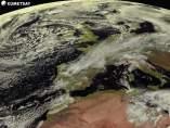Imagen de meteosat