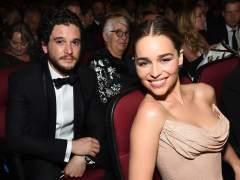 Emilia Clarke y Kit Harington, nueva imagen de Dolce & Gabbana