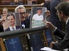 Cañamero y Catalá en el Congreso