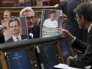 """El Congreso estudia apercibir a Cañamero por """"intimidación"""" al pedir la libertad de Bódalo"""