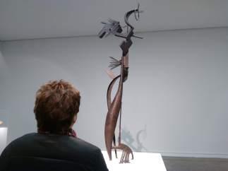 L'exposició 'Les constel·lacions de Julio González: entre la representació i
