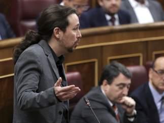 """Iglesias pide que las agresiones de Alsasua """"no se consideren terrorismo"""""""