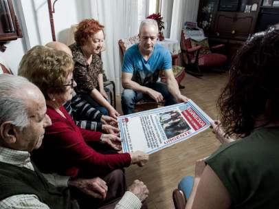 Familia de Patricia Aguilar, desaparecida en Elche