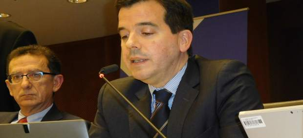 El delegado de Navarra en Bruselas, Mikel Irujo