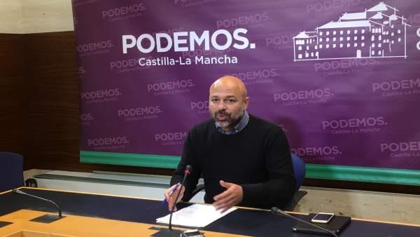José García Molina, Podemos