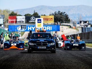 Más de 200 coches inscritos