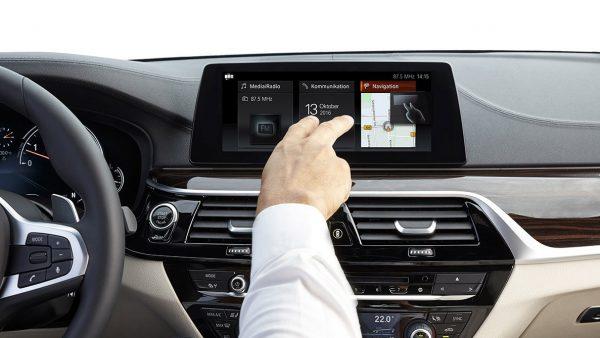 El BMW Serie 5 que se maneja con gestos