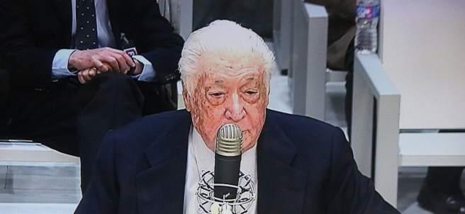 Macià Alavedra durante el juicio del caso Pretoria.