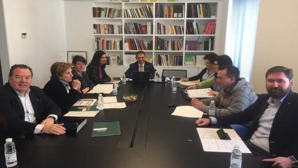 Reunión del Consejo de Relaciones Laborales