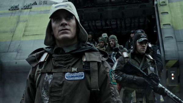 Nuevo tráiler de 'Alien: Covenant', lo último de Ridley Scott