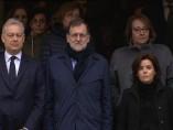 Minuto de silencio en Moncloa por las víctimas de Londres