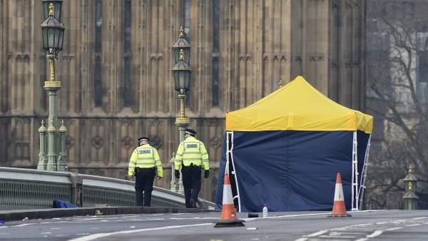 Estado Islámico reivindica el ataque de Londres