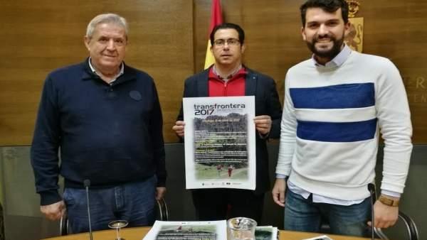 Presentación de la Ruta Transfrontera de Valencia de Alcántara (Cáceres)