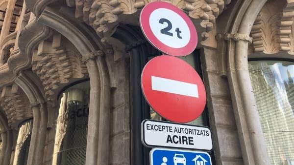 Exceso de señalización, según ARCA