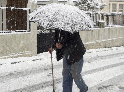 Protegido bajo un paraguas