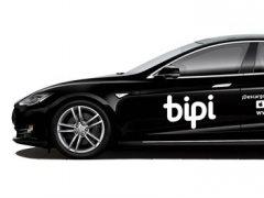 Ya puedes alquilar un Tesla en Madrid y Barcelona con la aplicación bipi