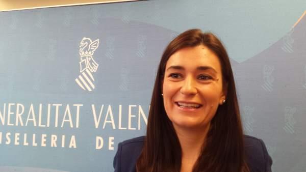 """Carmen Montón diu que l'operació de la UDEF que afecta el nebot de Blasco és """"un nou episodi de la pitjor època"""""""