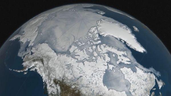 Los polos pierden un área de hielo mayor que México