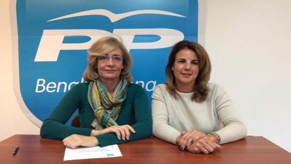 PP Benalmádena Paloma García