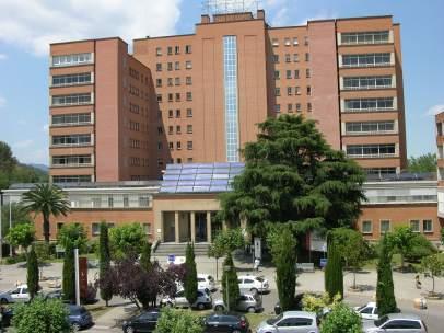 Hospital Josep Trueta de Girona.
