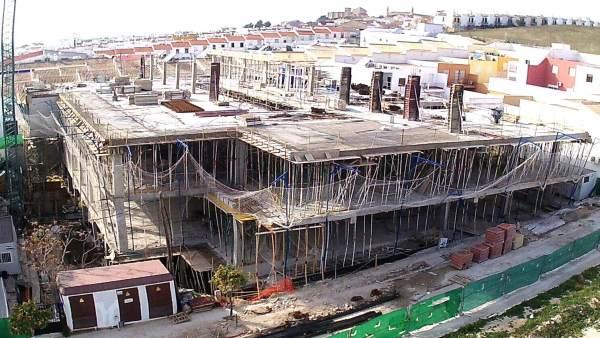 Nuevo edificio universitario de Osuna