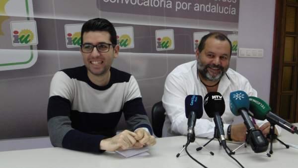David Pérez Chaparro y Rafael Sánchez Rufo.