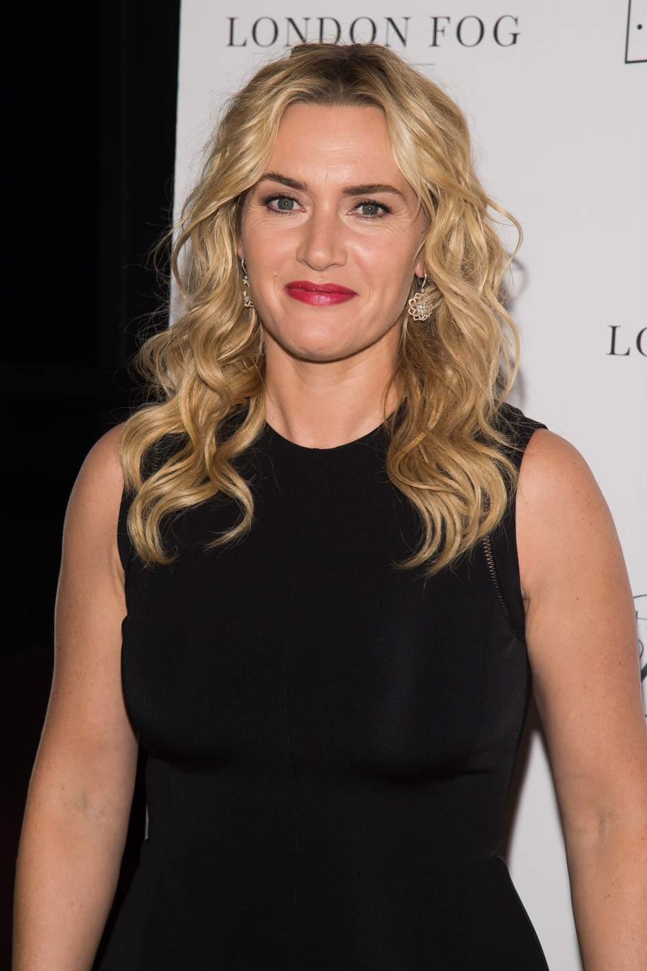 """Kate Winslet revela que la llamaban """"gorda"""" en el colegio Kate Winslet"""