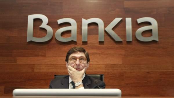 Bankia preveu tancar la fusió amb BMN a finals de l'últim trimestre de l'any