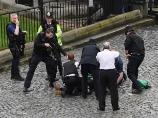 Atentado en Westminster