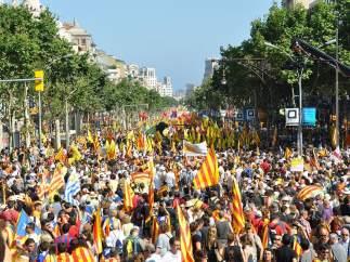 El PSOE propone recuperar parte del Estatut catalán tumbado por el Tribunal Constitucional