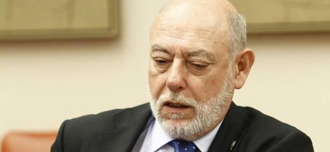 El fiscal general del Estado, José Manuel Maza, comparece en el Congreso