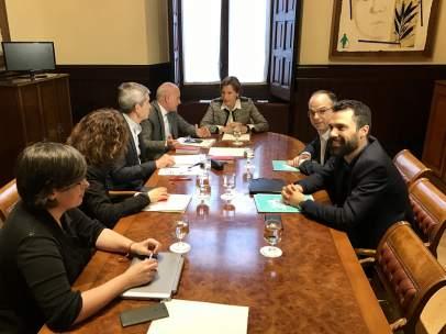 Ponencia conjunta para la reforma del reglamento del Parlament