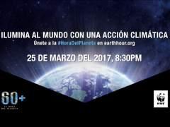 '20minutos' se suma a la hora del planeta 2017