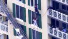 Rescate de altura en Florida