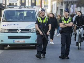 """La fiscalía belga acusa al detenido en Amberes de """"tentativa de asesinato terrorista"""""""