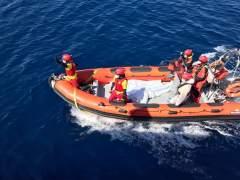 Los tripulantes de Proactiva Open Arms se enfrentan a penas de entre 4 y 7 años en Italia