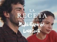 'La Receta', el nuevo spot de Estrella Damm con Laia Costa y Miki Esparbé
