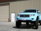 Un Jeep que se transforma para evitar atascos