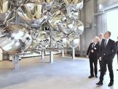 Construyen en Alemania el mayor sol artificial del mundo