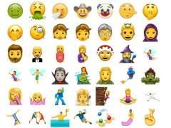 Así son los nuevos emojis que llegarán en junio