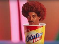 Polémica en Twitter por el anuncio del 'Cola Cao Shake'